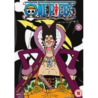 One Piece (Uncut) Collection 9 (Episodes 206-229) [DVD]